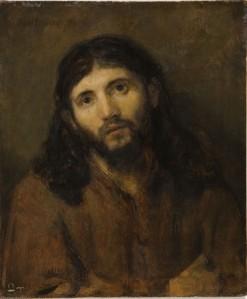 Rembrandt Tête du Christ Detroit