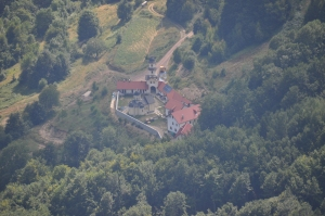Monastère près de Kolacin