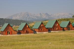 Zabljak- nos maisonettes avec vue sur le Durmitor