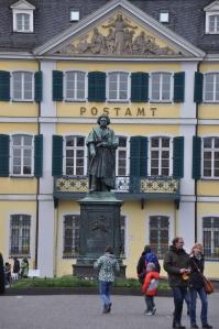 Beethoven - Münsterplatz Bonn