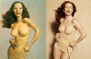 john-currin-1997-harpers-bazaar-may-2008