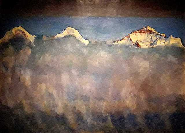 Ferdinand-Hodler-L_Eiger-le-Mönch-et-la-Jungfrau-au-dessus-de-la-mer-de-brouillard-1908