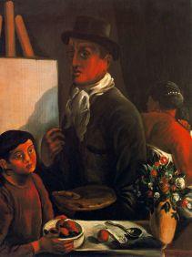 derain7-artiste et sa famille 1920