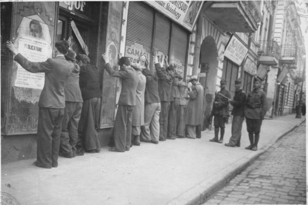 Holocaust in Rumänien/