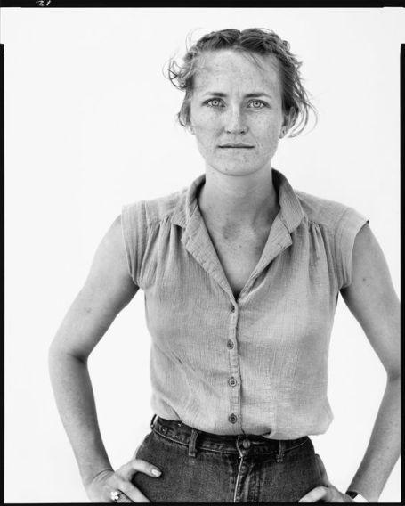 Peggy Daniels - Avedon