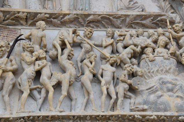enfer - Bourges