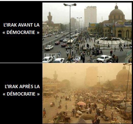 Irak_democratie