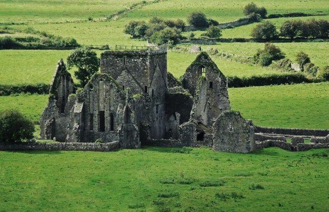 Kirche-Irland