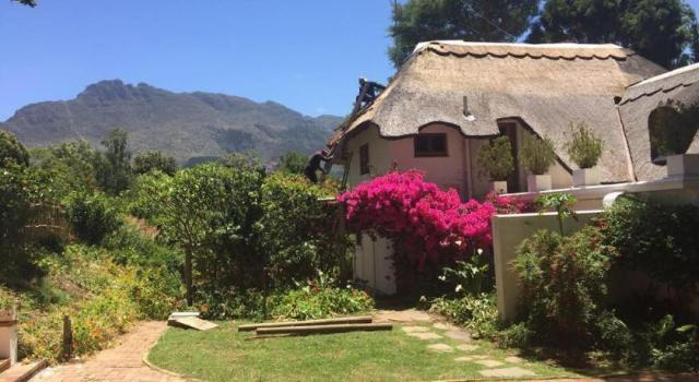 afrique du sud + villa