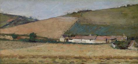 a-farm-among-hills-theodore-robinson