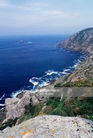 SPAIN - JUNE 30: A section of the Costa da Morte (Coast of Death), Cape Finisterre, Galicia, Spain. (Photo by DeAgostini/Getty Images)