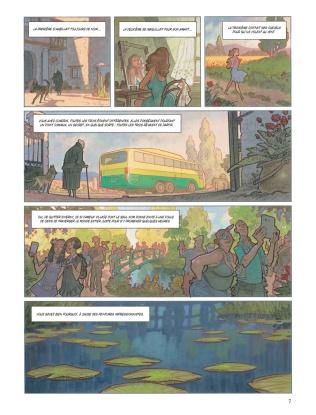 Nymphéas-noirs-Michel-Bussi-adaptation-BD-Fred-Duval-Didier-Cassegrain-thriller-enquête-Giverny-peinture-Claude-Monet-p.3