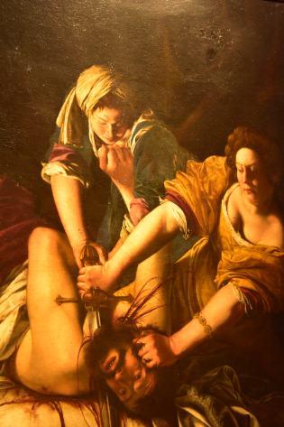 Aretemesia - Judith et Holofernes