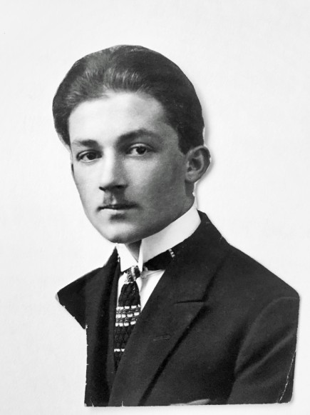 Vicente - grand père de Santiago Amigorena