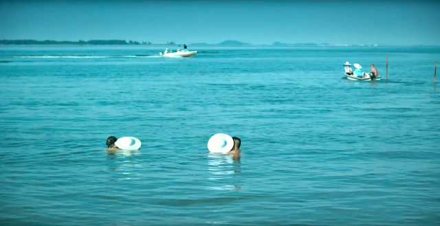 les baigneuses du lac