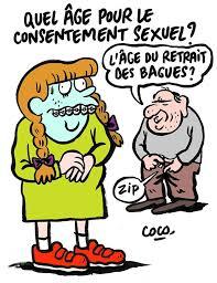Coco-quuel age pour le consentement