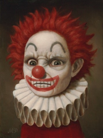 Red-Clown-4-by-Marion-Peck