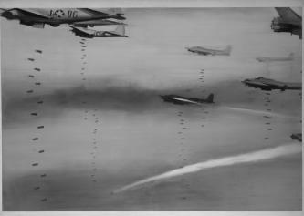 Bomber - bombardier -Richter 1963