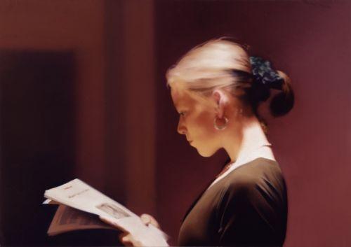 Lesende - Femme lisant